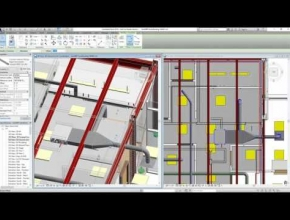 Batch Auto Routing with GenMEP in Autodesk Revit